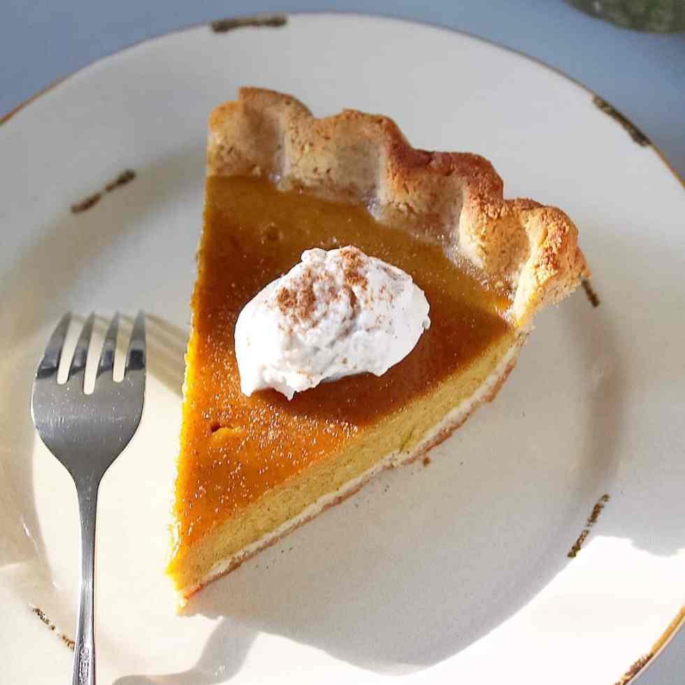 SCD Pumpkin Pie