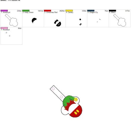 Mouse elf snap tab 4×4