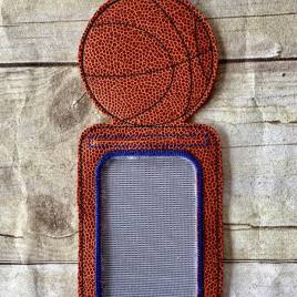 ITH – Basketball ID Holder 5×7 only