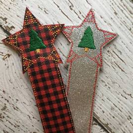 ITH –  Holiday Ornament Bookmark 4×4 and 5×7 Grouped