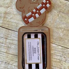 ITH – Chewy ID Holder 5×7 only