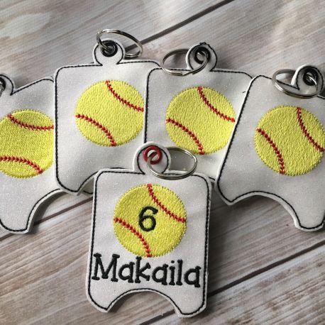 softball sample