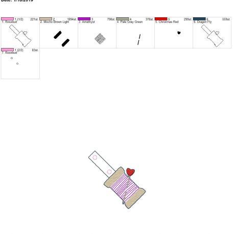 Spool snap tab 4×4
