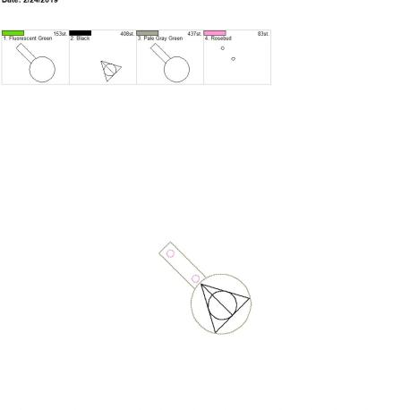 Wizard triange snap tab 4×4