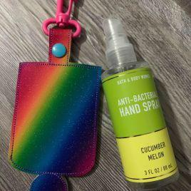 ITH Katie 3oz. Spray Sanitizer Holder 5×7 – DIGITAL Embroidery DESIGN