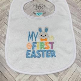 My First Easter Boy – 2 sizes- Digital Embroidery Design