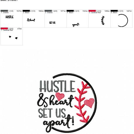 Hustle and Heart 4×4