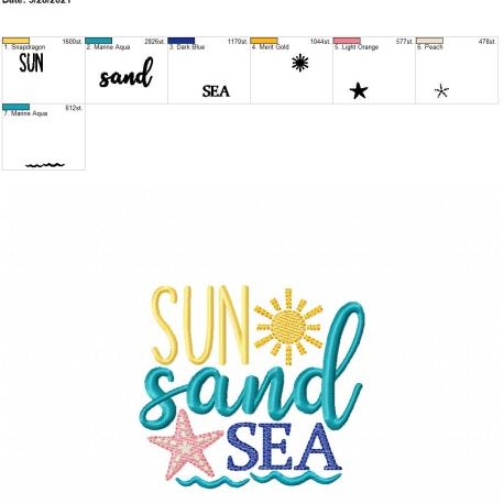 Sun Sand Sea 4×4