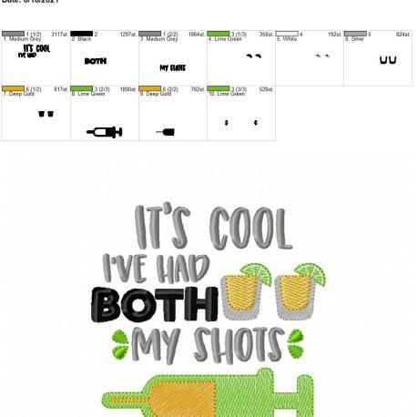 Both Shots 5×7
