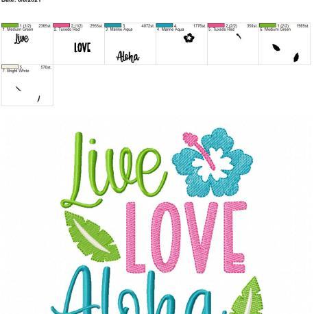 Live Love Aloha 6×10