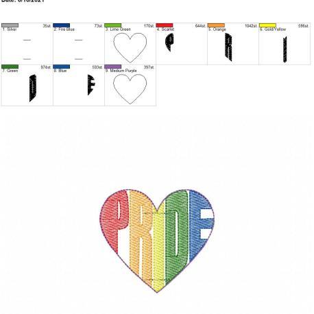Pride book band 4×4