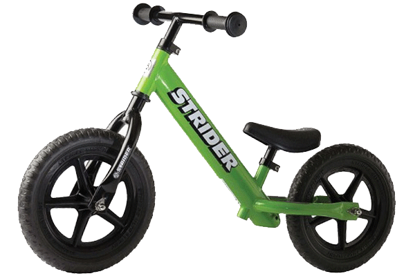 Strider – 12 Classic Balance Bike, Ages 18 Months to 3 Years