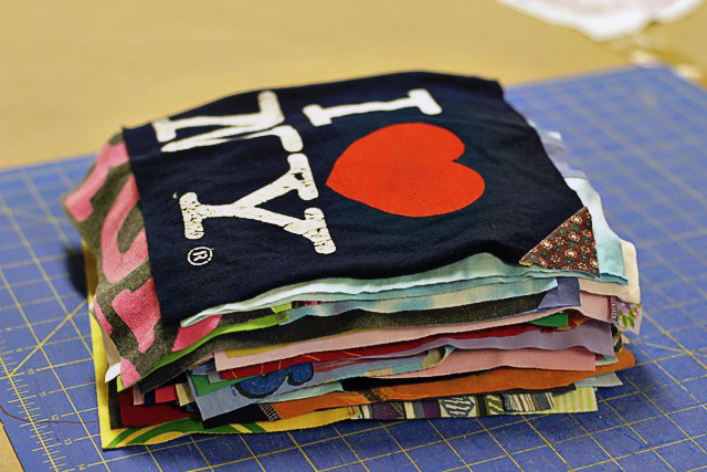 T Shirt Quilt Interfacing