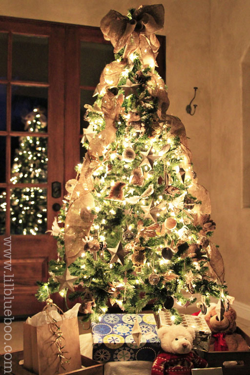 The Rustic Christmas Tree