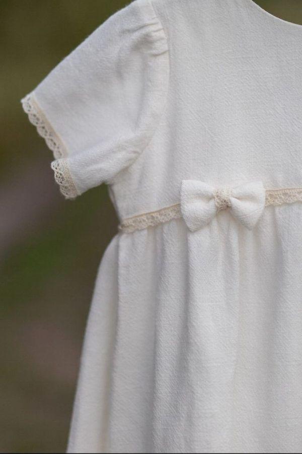 subtelna-dziewczeca-sukienka-szyta-recznie-dla-dziecka-z-kokarda-koronka-z-przewiewnego-materialu-lilen-amelia-len-wiskoza