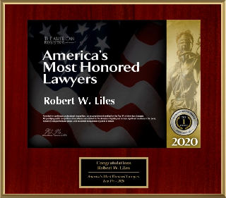 RobertLiles- award-TheAmericanRegistry