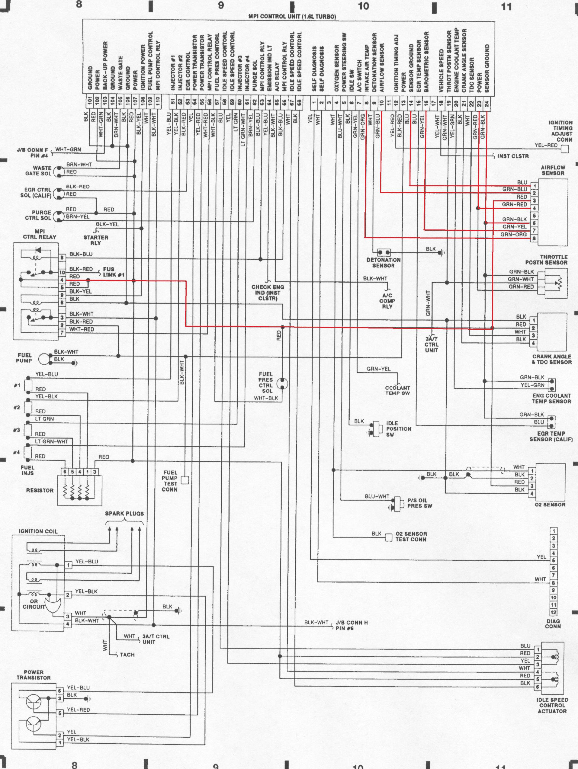 1997 mitsubishi mirage radio wiring diagram 99 f250 super duty 1985 gmc engine 2011 toyota tacoma