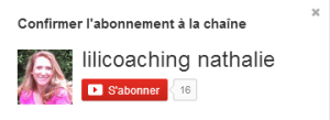 lilicoaching nathalie YouTube(1)