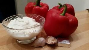 Recette minceur thermomix poivrons ingrédients