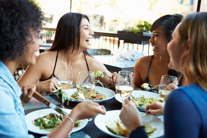 SOS Comment maigrir en mangeant au restaurant?