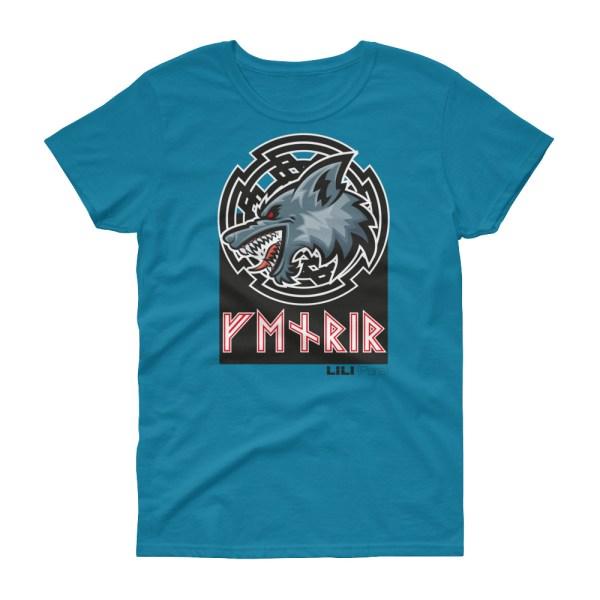 Fenrir - T-shirt Femme manches courtes