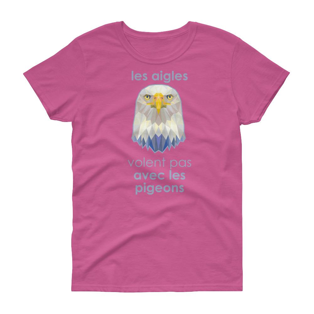 "Zoo ""Aigle"" – T-shirt Femme manches courtes"