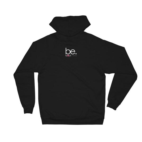 """Black Edition : Zoo """"Loup"""" - Sweat-shirt à capuche Homme"""