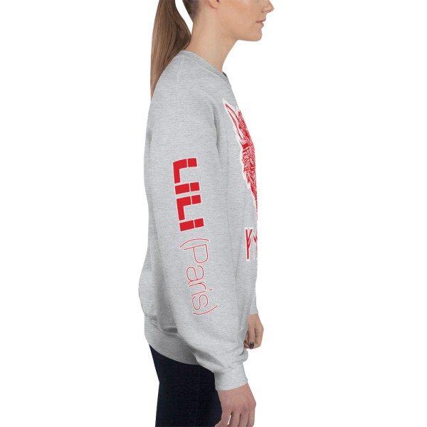 "Fenrir ""Tatoo"" - Sweat-shirt Unisexe"