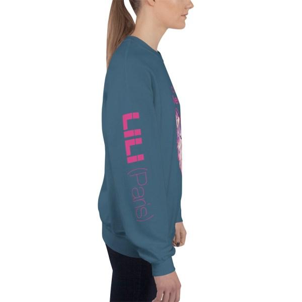 "Zoo ""Loup"" - Sweat-shirt pour Femmes"