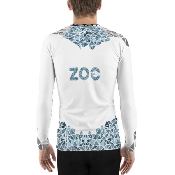 "Zoo ""Lion"" - Rashguard Hommes"