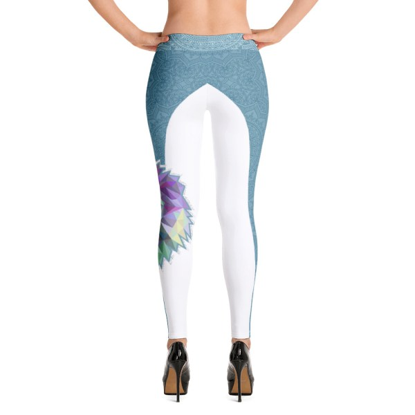 "Zoo Lion Edition ""Je Veux"" - Leggings Casual Femmes"