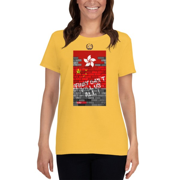 Ruina Imperii : They Can't Kill Us All ! - T-shirt pour Femmes - 12