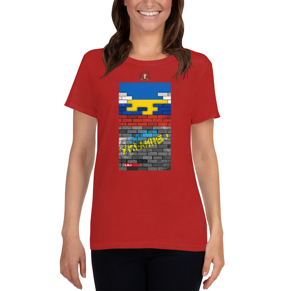 Ruina Imperii : Слава Украине ! – T-shirt pour Femme