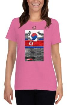Ruina Imperii : Corée - T-shirt pour Femme