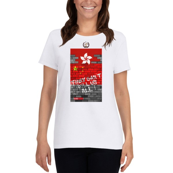 Ruina Imperii : They Can't Kill Us All ! - T-shirt pour Femmes - 1