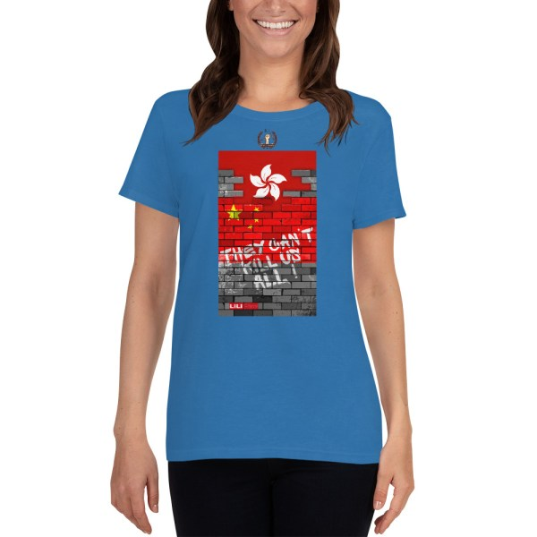 Ruina Imperii : They Can't Kill Us All ! - T-shirt pour Femmes - 11