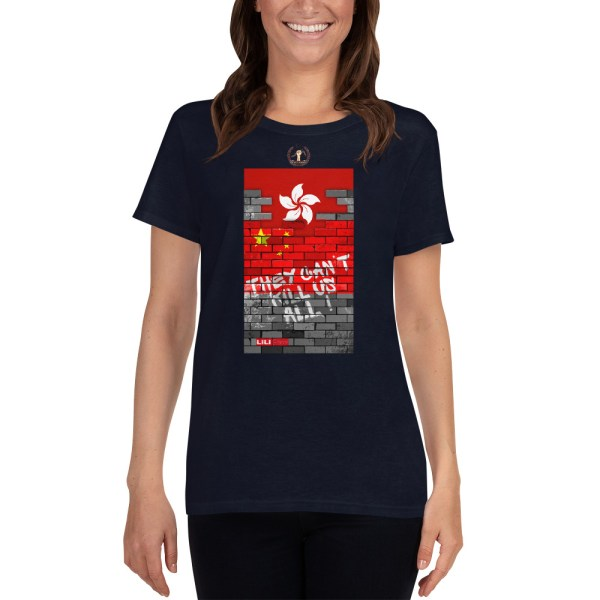 Ruina Imperii : They Can't Kill Us All ! - T-shirt pour Femmes - 4