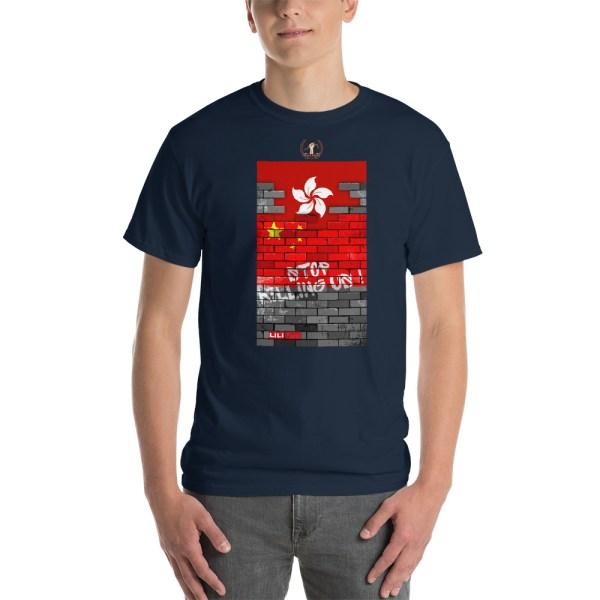 Ruina Imperii : Stop Killing Us ! - T-shirt pour Hommes - 2