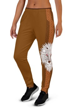 "Zoo : Lion Edition ""African Queen"" - Pantalon jogging pour femme"