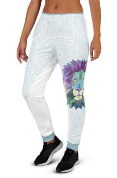 """Zoo : Lion Edition """"Je veux"""" - Pantalon Jogging pour femme"""