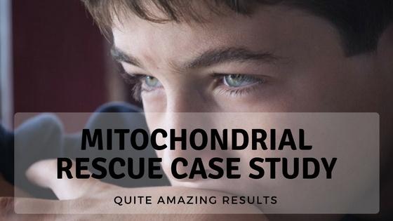 MITOCHONDRIAL RESCUE CASE STUDY