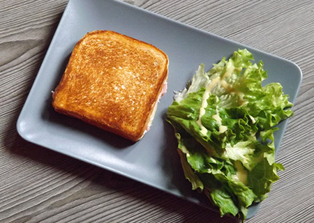 Croque-monsieur Express