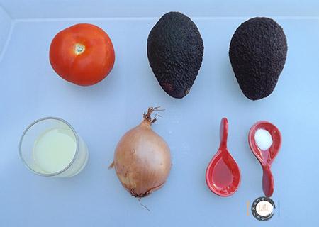 guacamole ingrédient
