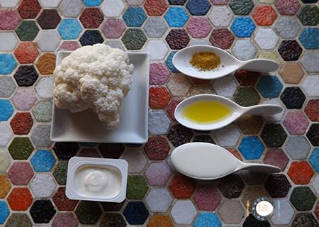 Soupe chou-fleur ingrédient