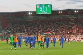 Jahn Regensburg - SV Darmstadt 98