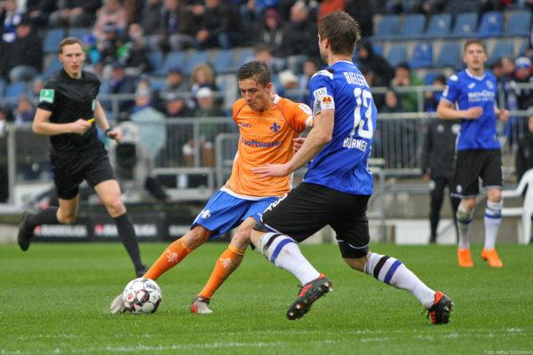 Marvin Mehlem, SV Darmstadt 98