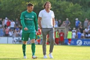Carsten Wehlmann, rechts, mit Marcel Schuhen