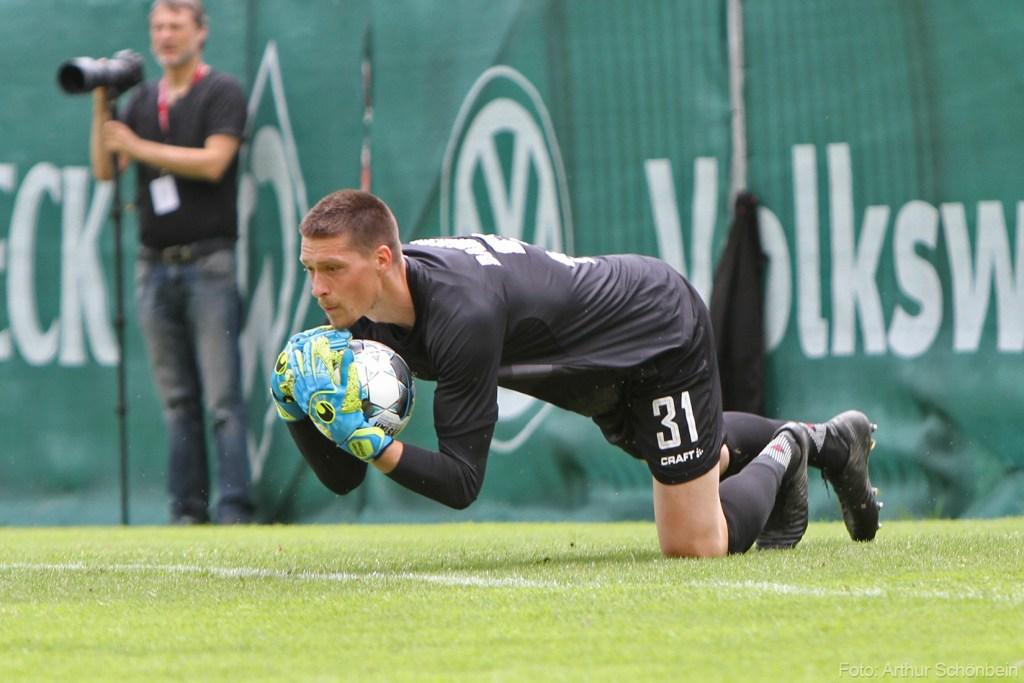 Florian Stritzel, SV Darmstadt 98