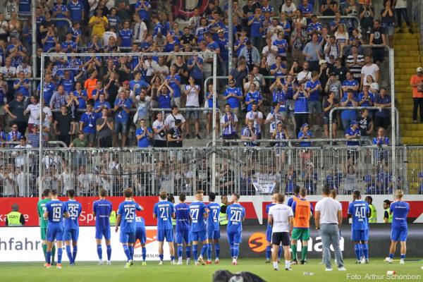 SV Sandhausen - SV Darmstadt 98