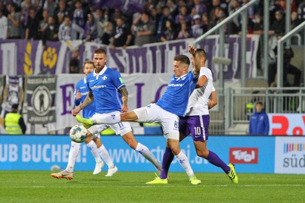 SV Darmstadt 98 - Erzgebirge Aue